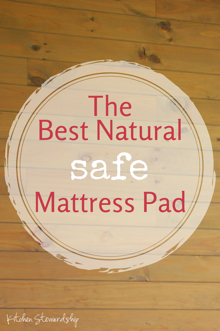 The Best Natural Non Toxic Waterproof Mattress Protector