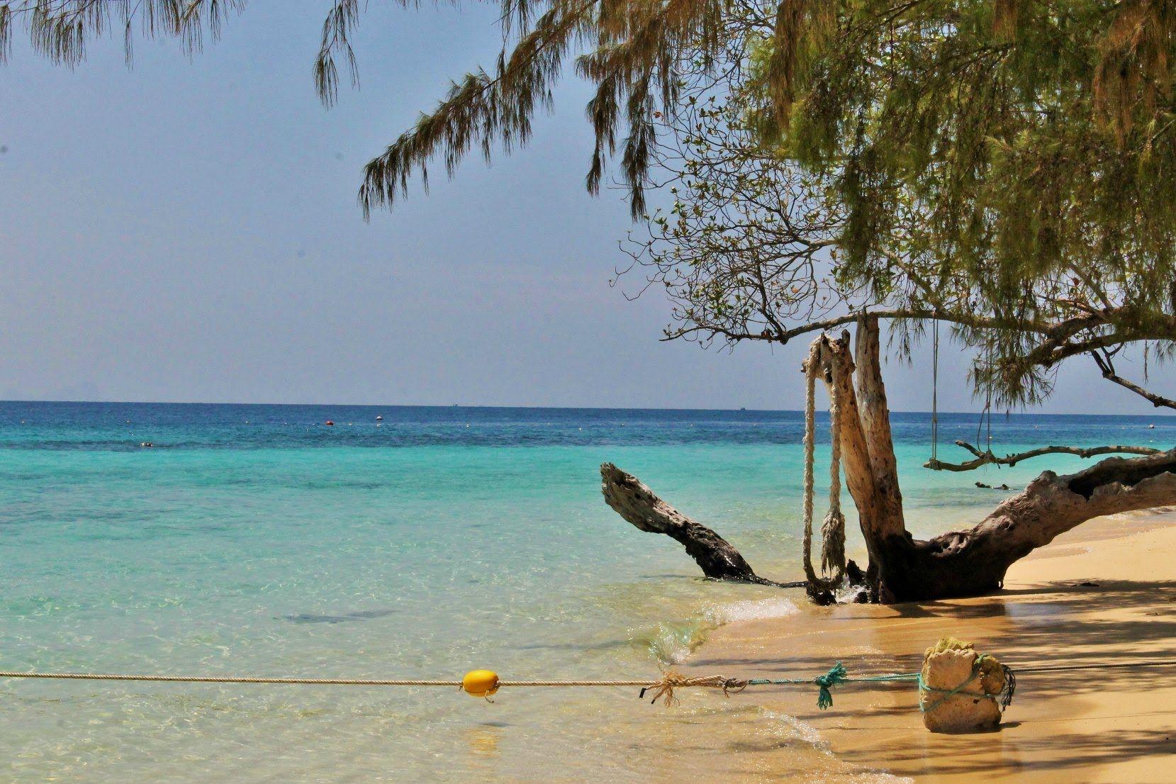 4 Islands Tour in Koh Lanta, Thailand Island tour