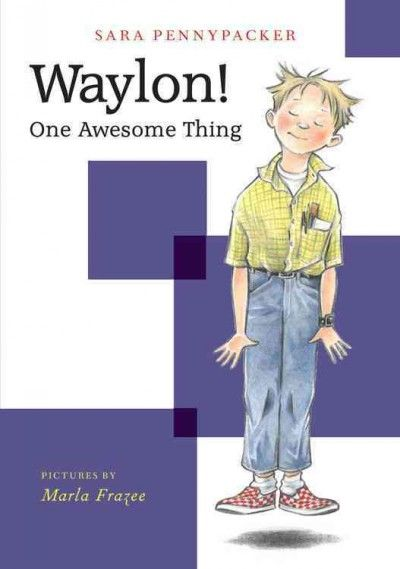 Waylon, a boy with the mind of a scientific genius and the vulnerable heart of an eight year old, is trying to understand his older sister and deal with changes among the kids at school. Gr. 2-4 Lexile: 680L