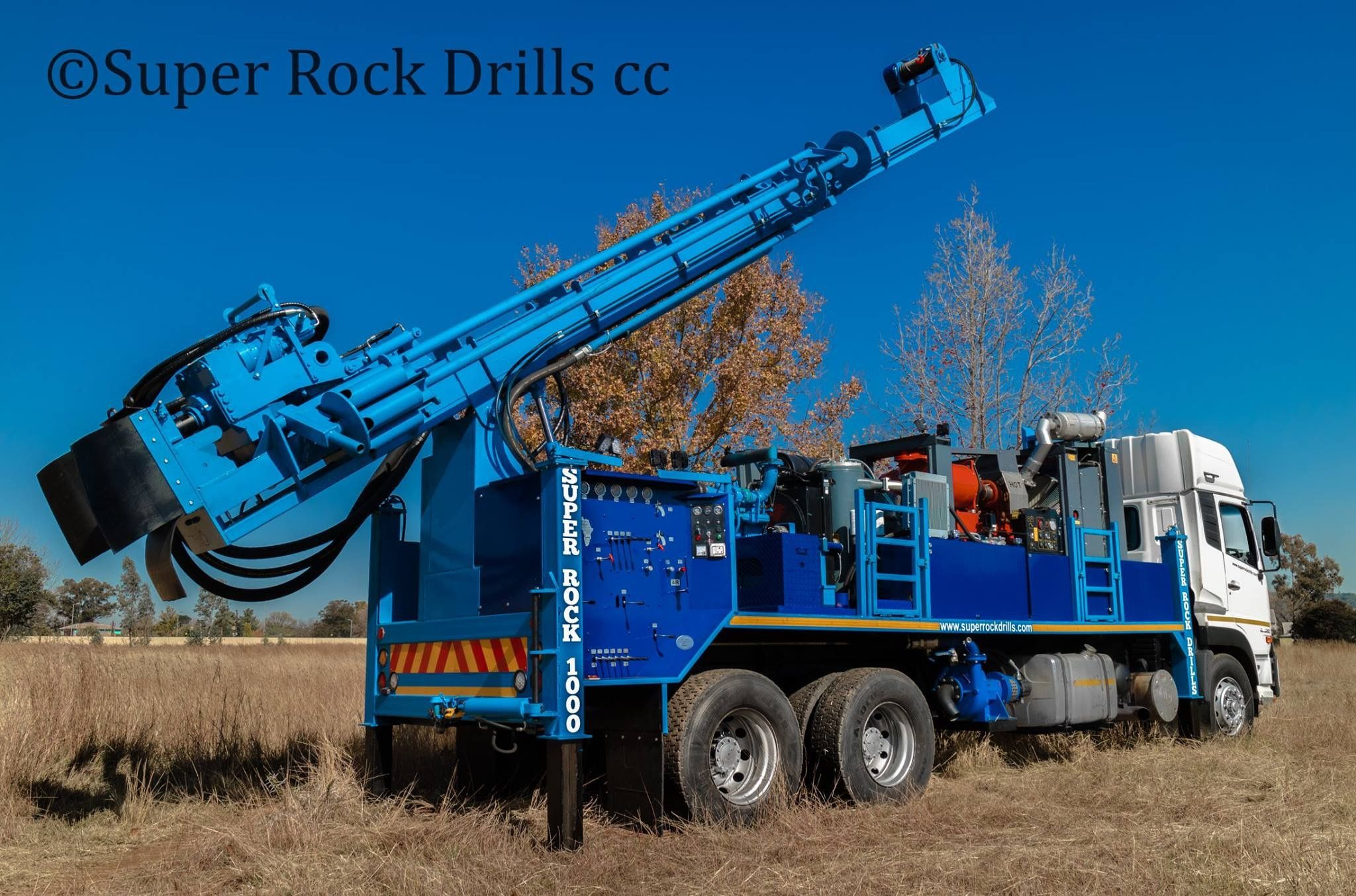 Sr1000 Water Well Drill Rig Water Well Drilling Well Drilling Drilling Machine