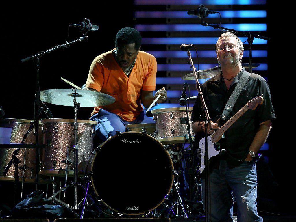 Eric Clapton And Steve Jordan Photos Photos Eric Clapton S