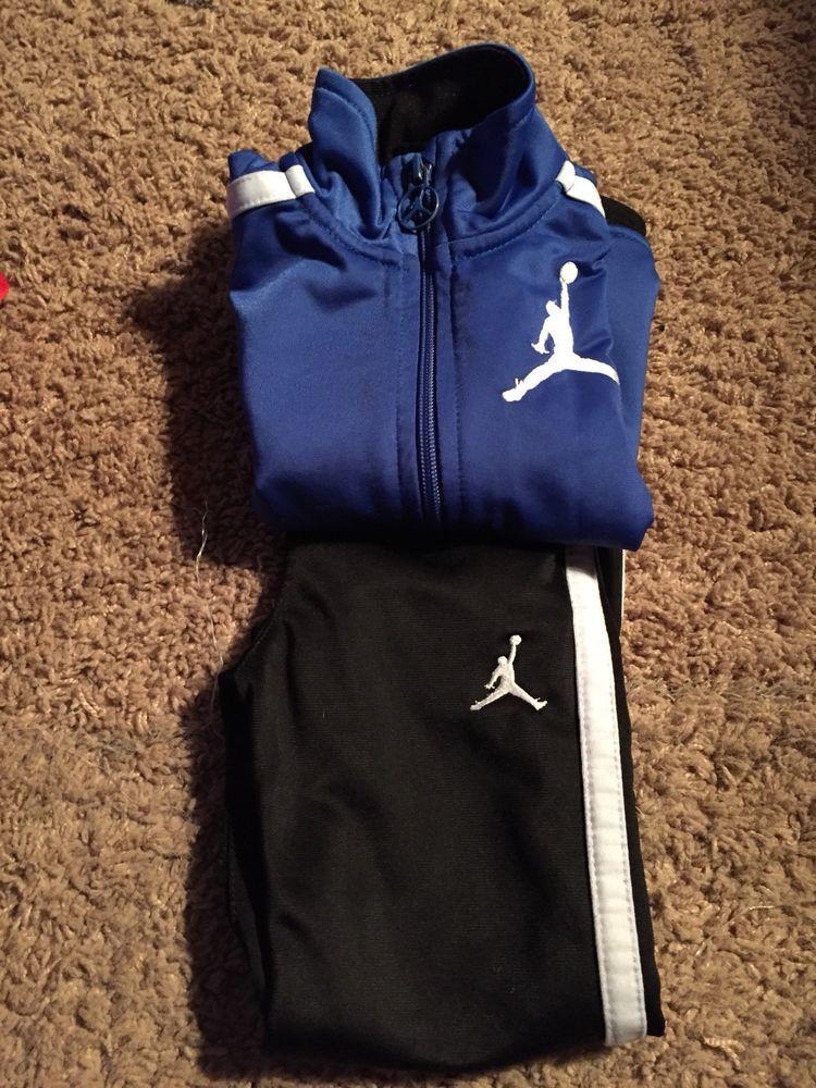 Little Kids Michael Jordan Sweat Suit