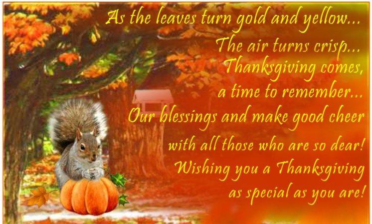 Christian thanksgiving sentiments