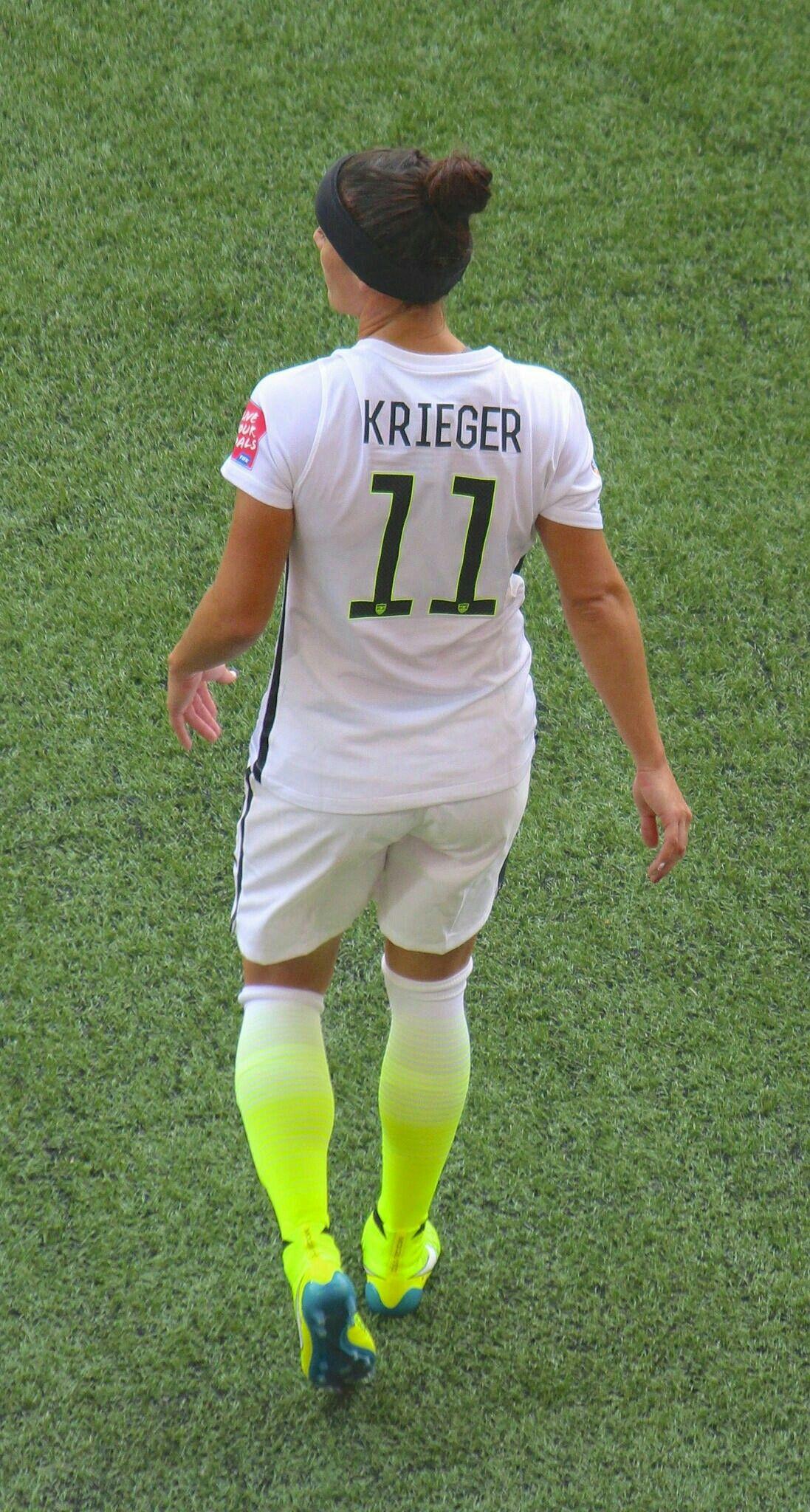 Ali krieger us soccer soccer best player