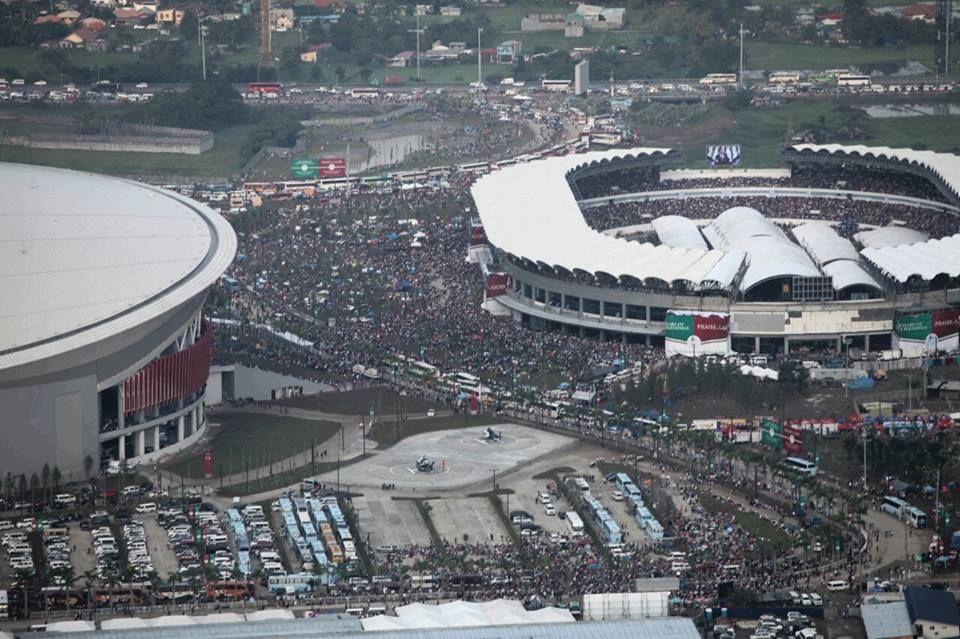 Philippine Arena And Philippine Sports Stadium July 27 2014 Sports Stadium Indoor Arena Philippine