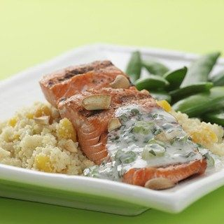 Yogurt sauce flavored with lemon cumin and cilantro tops this recipes forumfinder Images