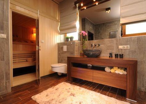 Baños modernos con detalles en madera (Parte II)   Baños ...