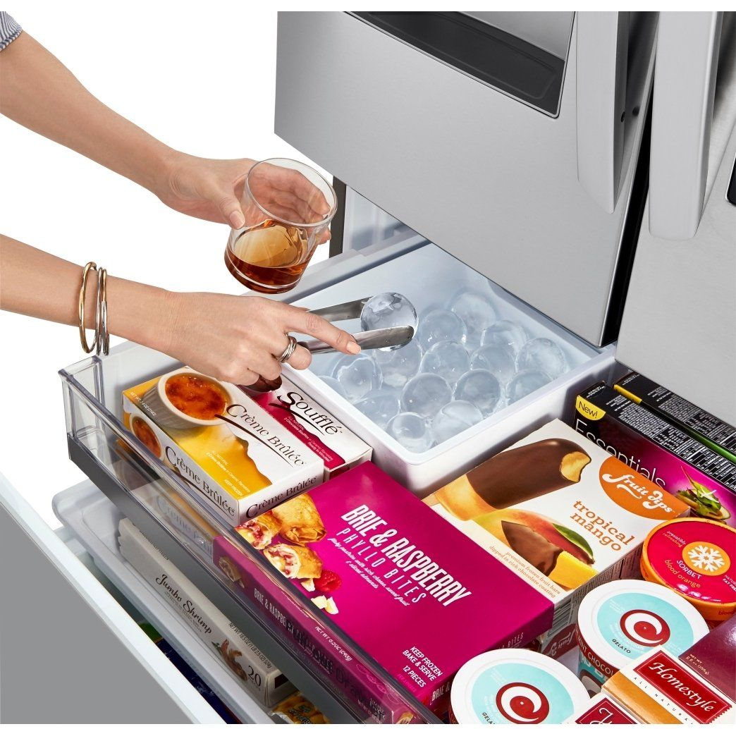 48+ Lg instaview fridge with craft ice review information