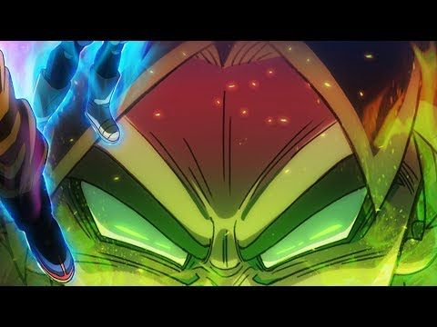 The Release Date For The New Dragon Ball Super Broly Movie In North