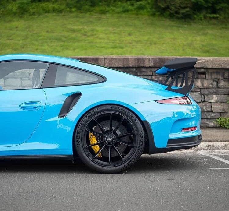 Rs For Luxury Cars: Mexico Blue, Luxury Cars, Porsche