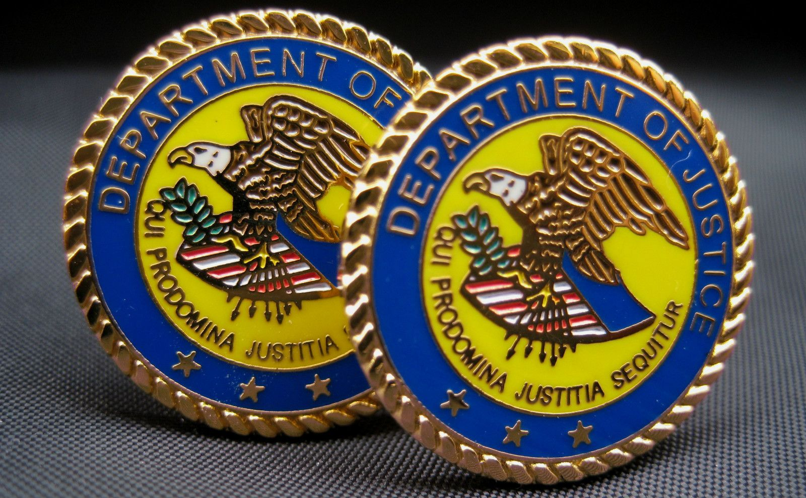Government Cufflinks | NJ Cufflinks | Specializing in Presidential Cufflinks | Government Cufflinks