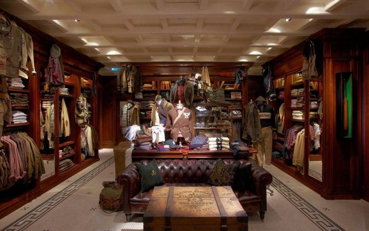 Rugby Store Ralph Lauren Covent Garden London By Mna