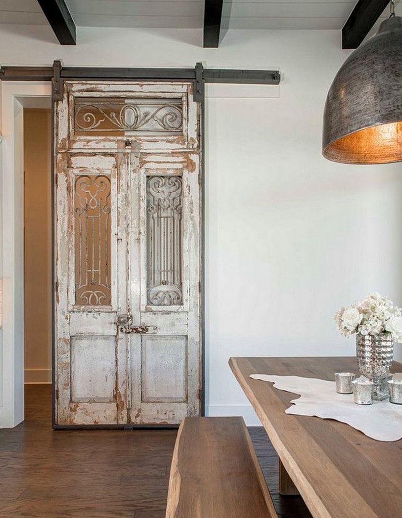 Vieille Porte En Bois Coulissante on vous prouve que la porte vitrée est la cloison à adopter