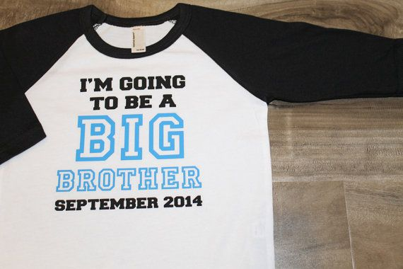 BIG BROTHER announcement shirt by myeverydaydesign