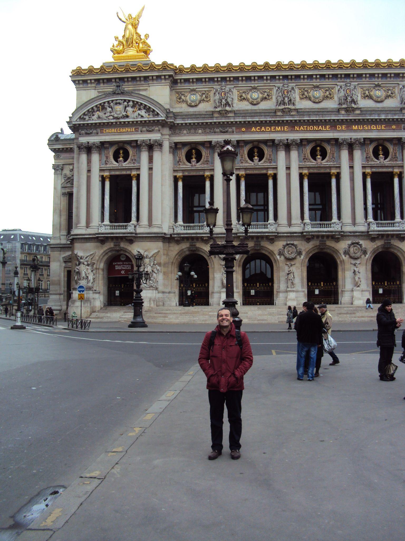 L'Opera Restaurant in Paris