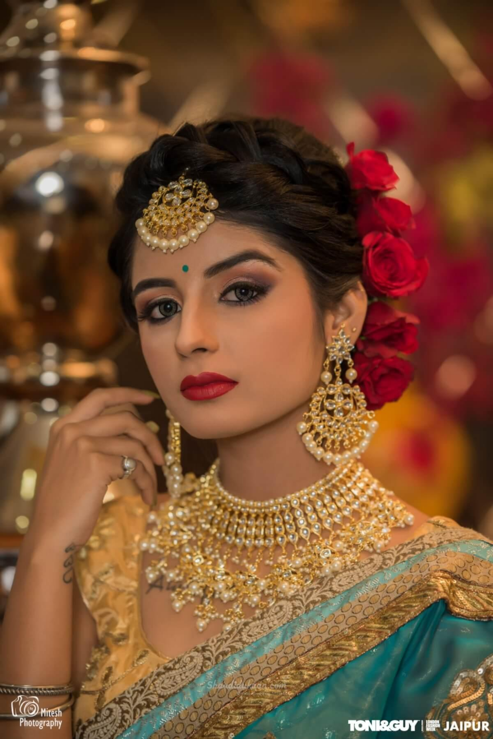 Makeup Artist in Jaipur ByToni and Guy Best bridal