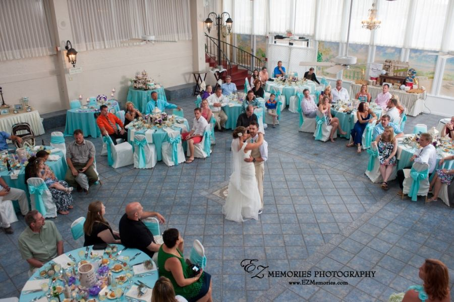 Ocean City Beach Wedding: The Flanders Hotel Ocean City NJ, Beach Wedding, Ocean