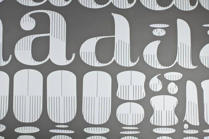 TYPEFRAME (Self initiated, Packaging) by Lo Siento Studio, Barcelona