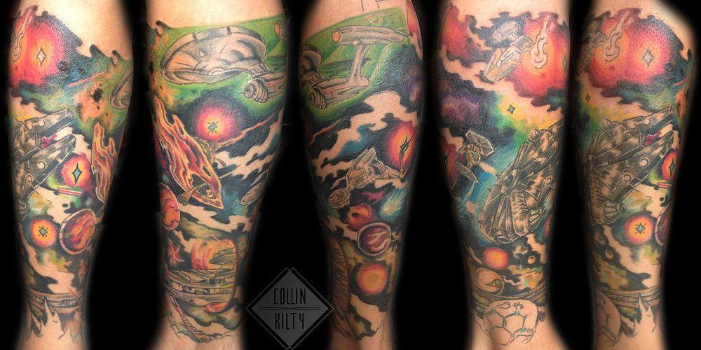 Collin kilty denver tattoo artist denver tattoo artists