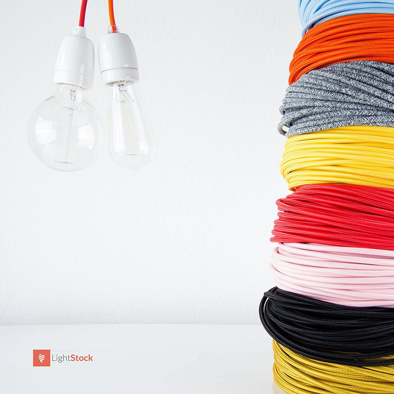 Textilkabel Le textilkabel für le textilummanteltes rundkabel dreia https