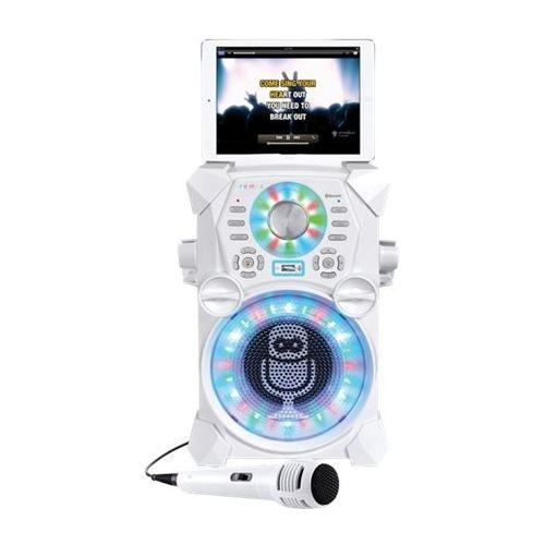 Singing Machine - REMIX High-Definition Digital Karaoke System - White #karaokesystem