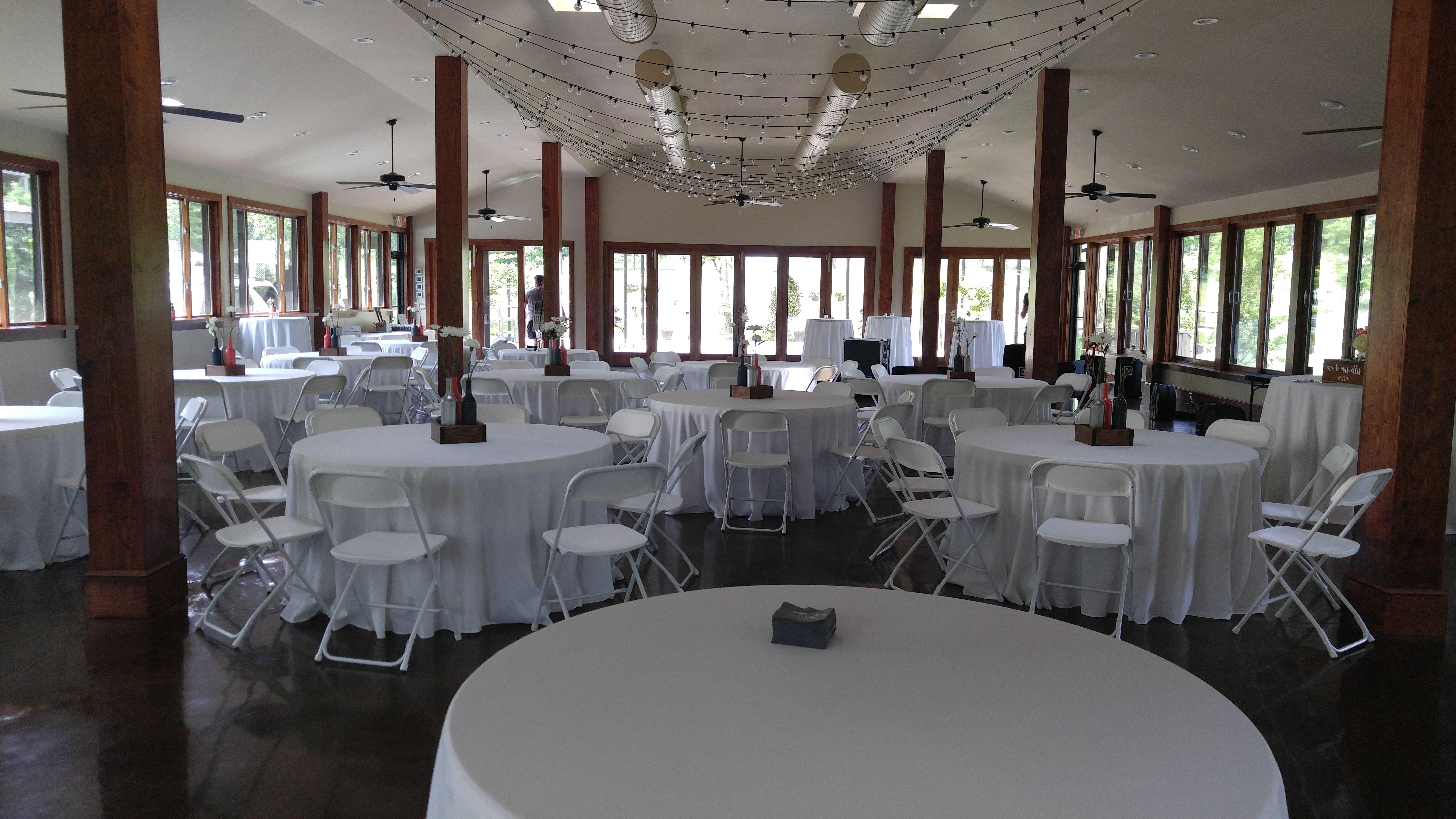 Rock Bottom Pond Clubhouse Interior Ridgeway Sc Wedding