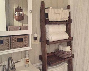 Tchibo Badezimmer ~ Die besten 25 leiterregal bad ideen auf pinterest leiter regal
