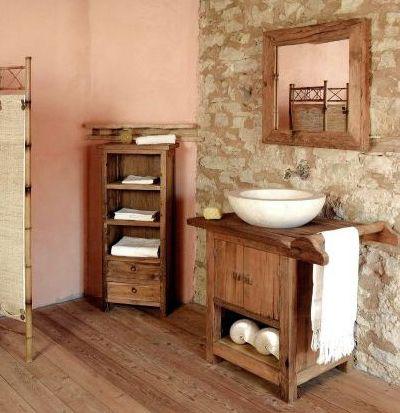 habitacion-rustica para casa - for the home Pinterest