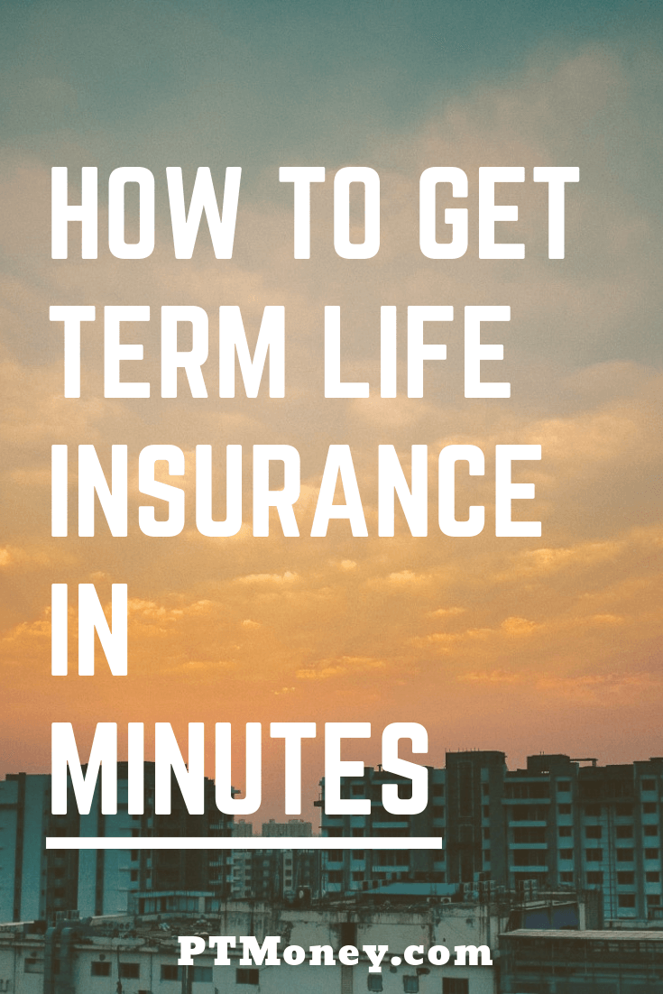 Bestow provides short-term life insurance (starting at $3 a month!) in just minutes. Apply online for a life insurance quote. No paperwork. No exam! #insurance #lifeinsurance #typesofinsurance #insurancequotes