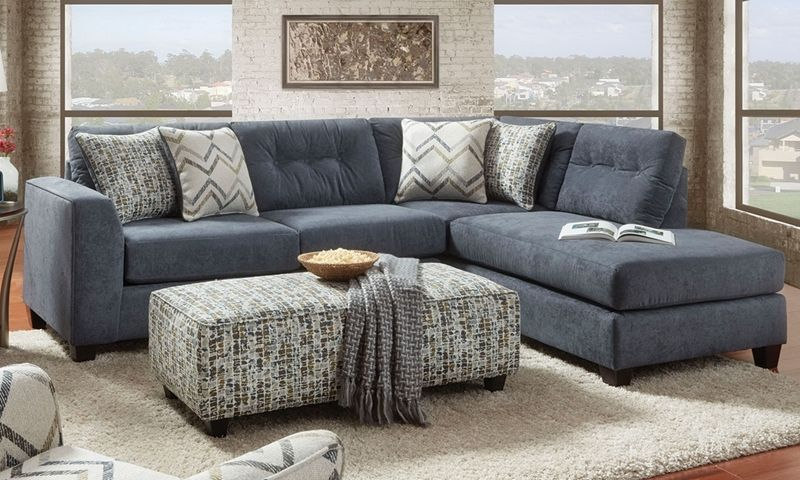 American Made 2 Piece Upholstery Sectional Featuring Comfortable 86 Inch Chaise Haynes For The Best Selection In Fine Furniture At Affordable Prices