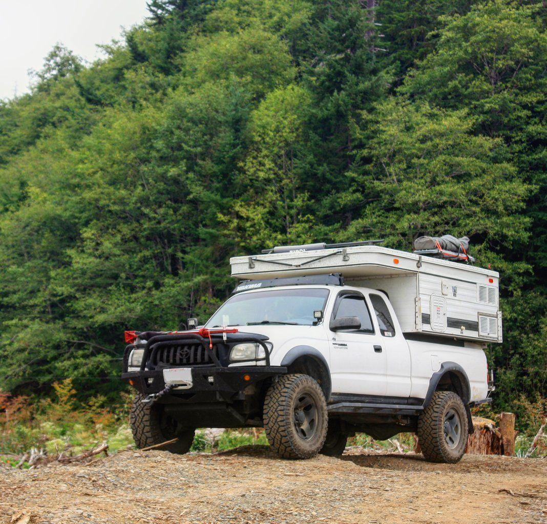 Old Man Emu Setups On 1st Gen Tacoma Truck Toyota Tacoma 4x4 Tacoma World