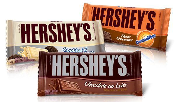 HERSHEY'S - CHOCOLATE BARS LATAM by DesignAbsoluto , via ...