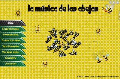 La música de las abejas | L´andariega musical