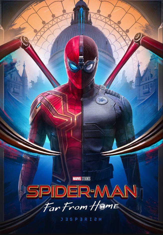 فيلم Spider Man Far From Home 2019 مترجم اون لاين سيما كلوب Spiderman Marvel Spiderman Marvel Movies