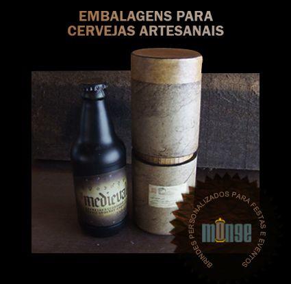 Embalagens para Cervejas Artesanais