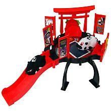Kung Zhu Pets Ninja Warrior Base Dojo Toys Ninja Toys R Us