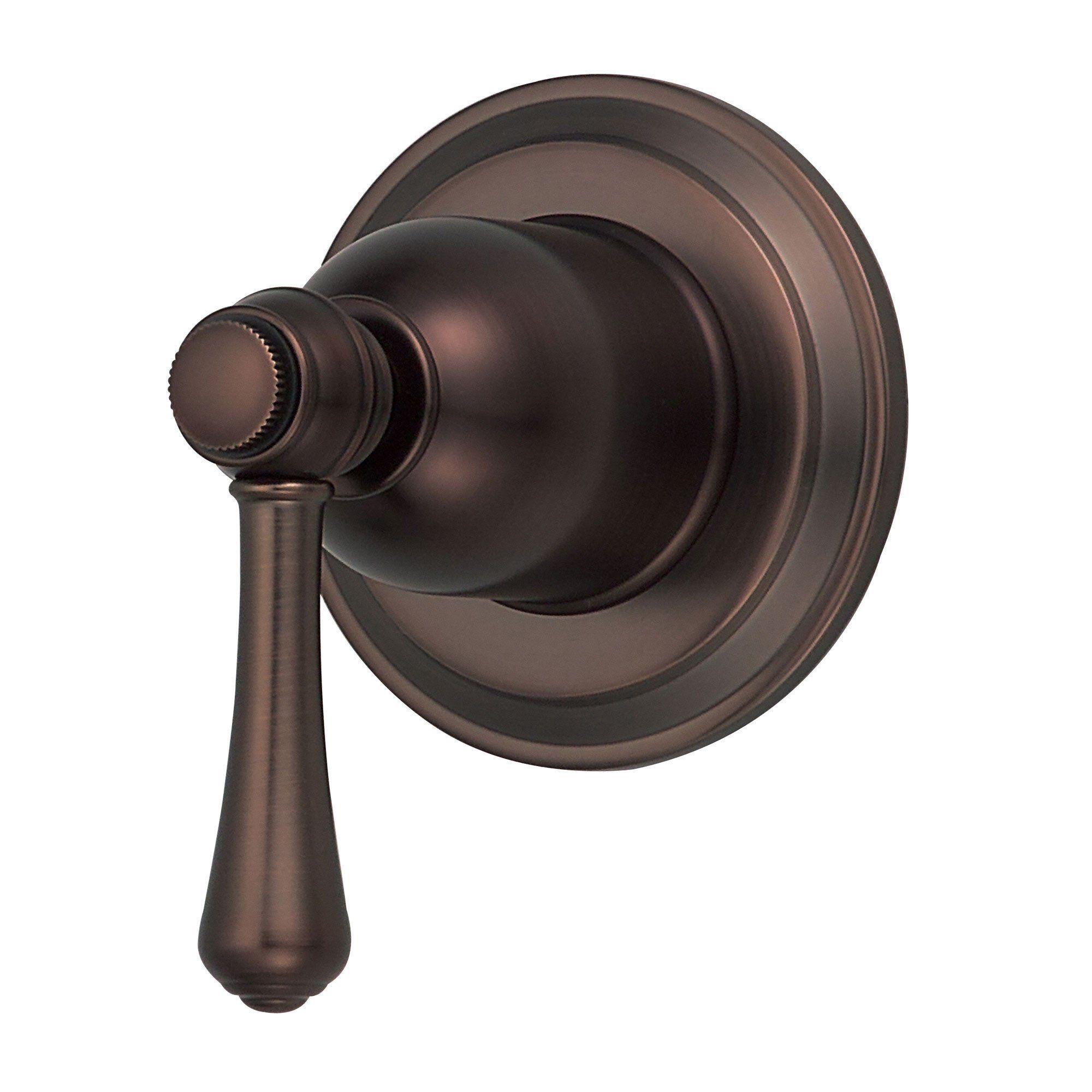 Danze Opulence Oil Rubbed Bronze 1 Handle Volume Control 4 Port Shower  Diverter INCLUDES Rough
