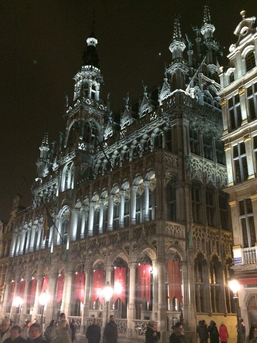 Brussels Museum #Brussels #Belgium #GrandPlace
