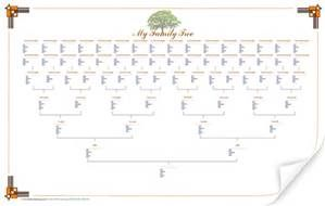 Large Family Tree Printable Bing Images Family Tree Template