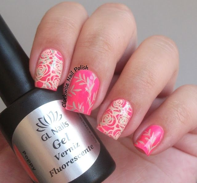 The Clockwise Nail Polish Gl Nails Fluorescente Gel Collection