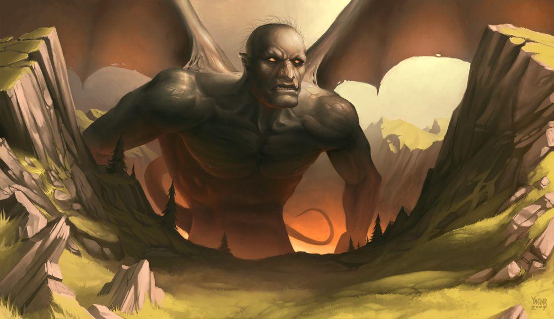 Winged Giant by YngvarAsplund.deviantart.com