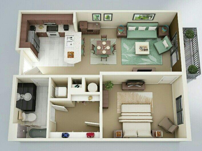 Pin de mary grace hammer en home decor pinterest for Remodelacion apartamentos pequenos
