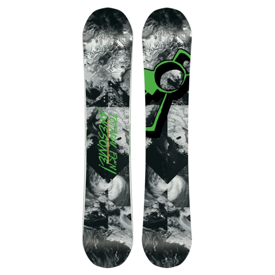 ace49bc9951 Capita Totally FKN Awesome Snowboard 2015