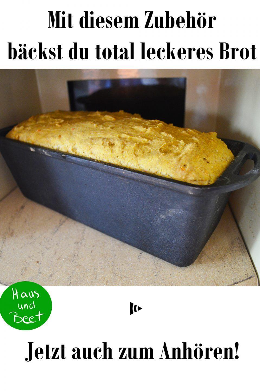 Brotbacken – mit diesem Zubehör gelingt es dir! – Haus und Beet
