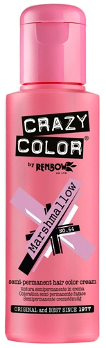 Cheveux rose crazy color