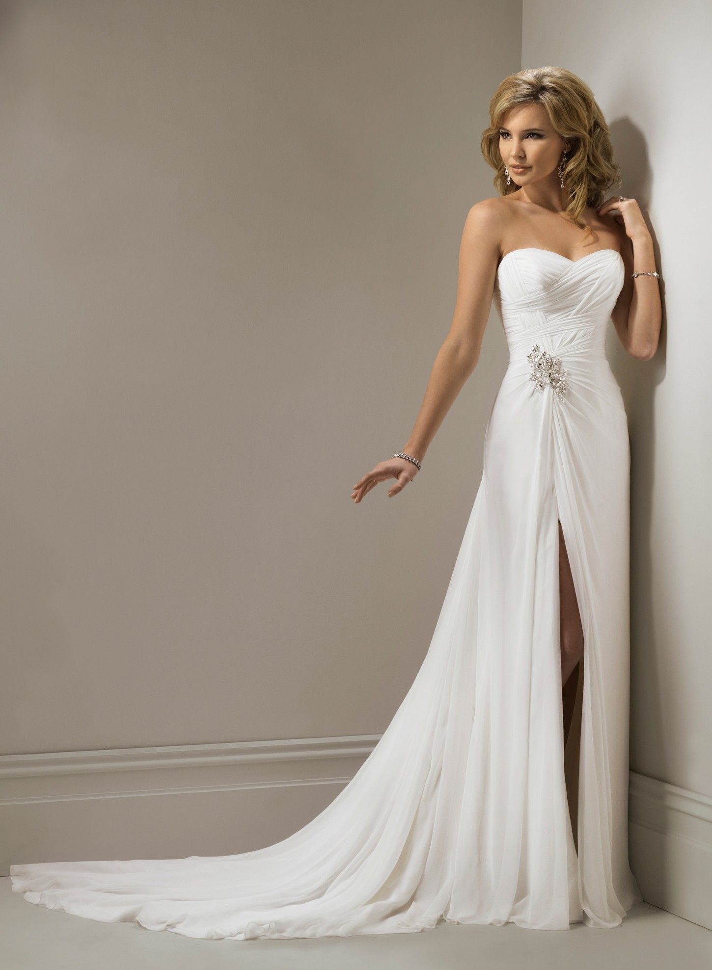 Express your style with aline wedding dresses wedding ideas
