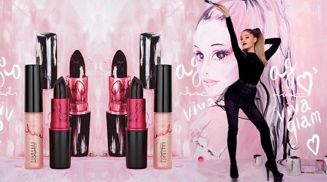 Image result for viva glam ariana grande 2