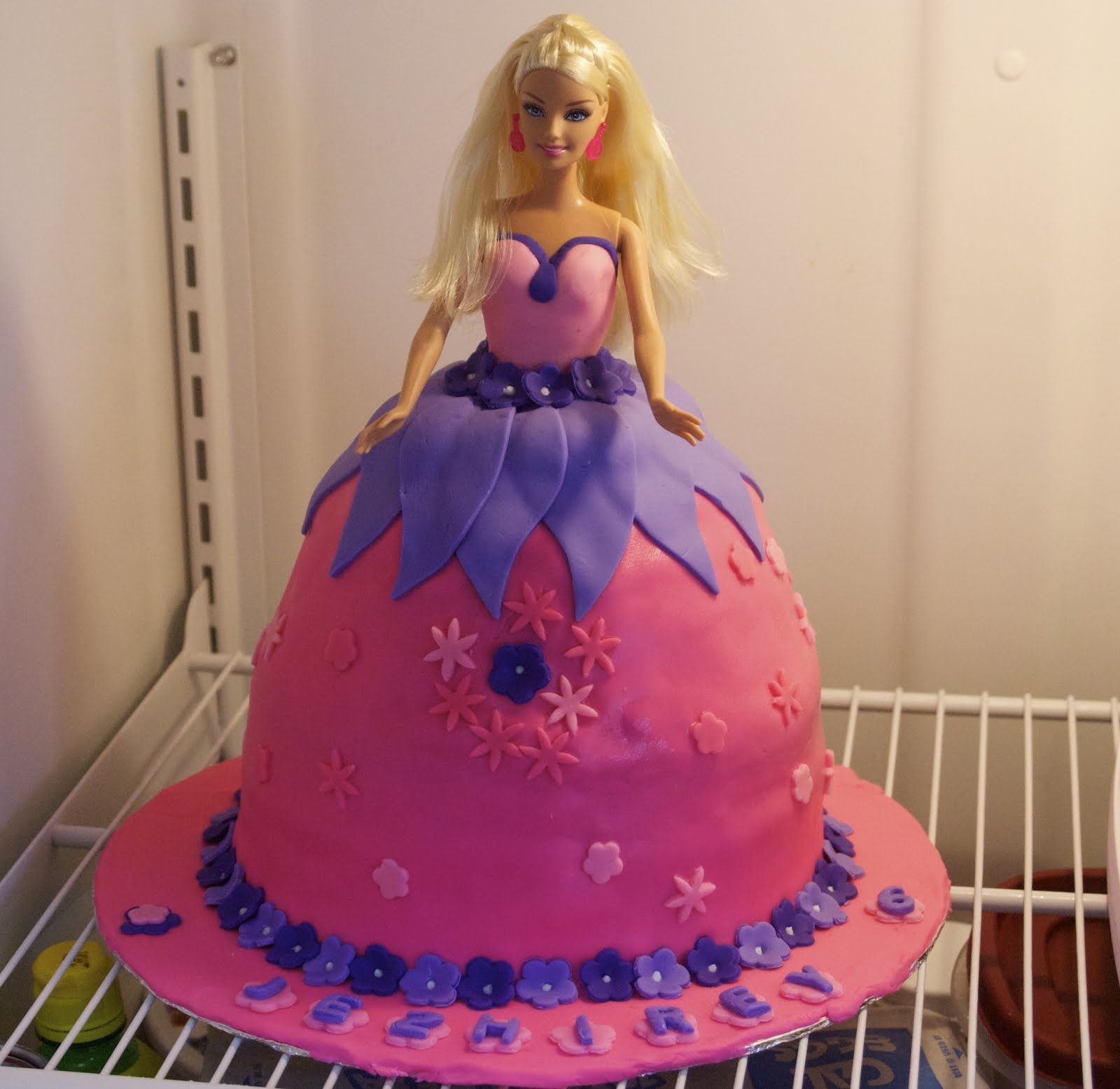 Barbie Doll Cake Recipe Barbi Pinterest Cake Barbie Cake And