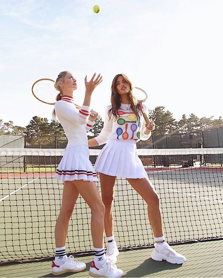 Annabellabluu Models And Fashion Photo Inspo Fits Clothes Tennis Outfit Women Tennis Clothes Tennis Fashion