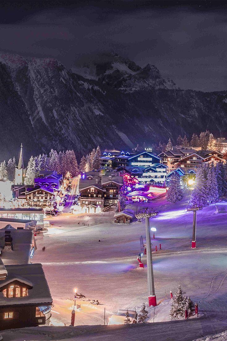 Courchevel   French Alps   Winter destinations, Winter